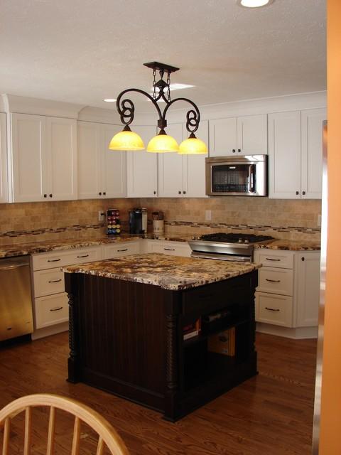 Auburn Kitchen Remodel transitional-kitchen