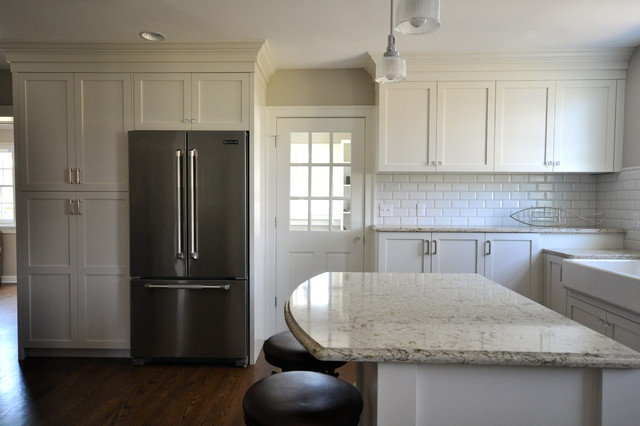 Auburn Traditional Kitchen Grand Rapids By
