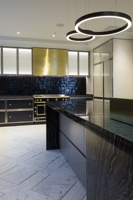 Auckland Apartment Contemporary Kitchen Auckland By Bonham Interior