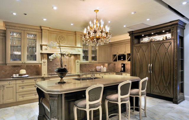 Dollard audacia design downsview exclusive dealer for Kitchen design montreal