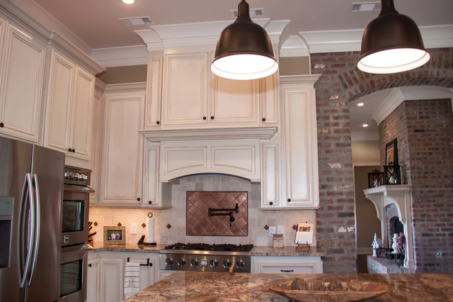 Audiffred Home traditional-kitchen