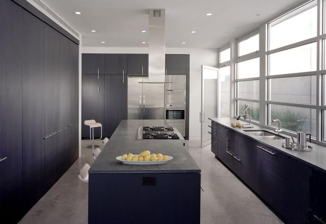 Audrey Matlock Architect modern-kitchen