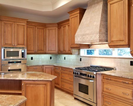 Audubon Country Club traditional-kitchen