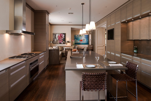 Contemporary Kitchen By New Orleans Architects U0026 Building Designers Dennis  Brady Architect