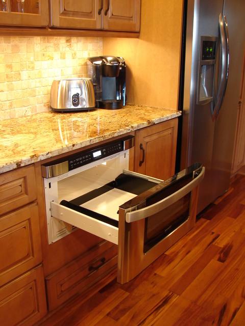 Aurora Kitchen Traditional Kitchen Cleveland By