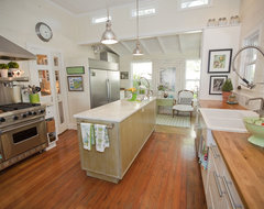 austin kitchen farmhouse-kitchen
