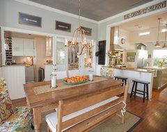 Austin Modern Farmhouse farmhouse-kitchen