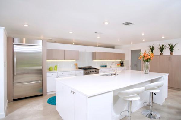 Austin Modern Kitchen contemporary-kitchen