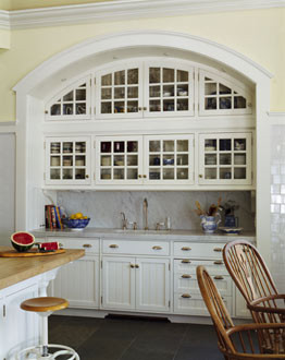 Austin Patterson Disston Architects traditional-kitchen