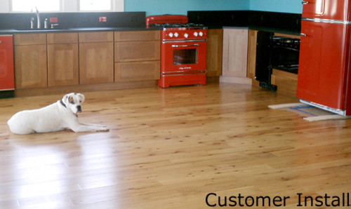 Australian Cypress - wood flooring - other metro - by