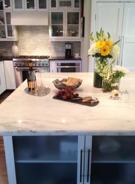 Autumn Parties! transitional-kitchen