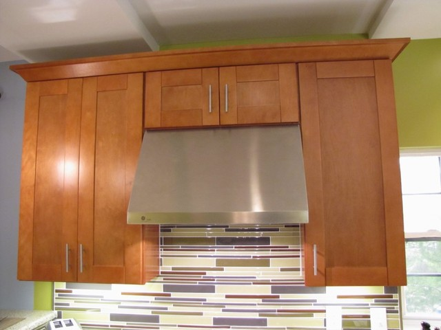 Autumn Shaker Kitchen Cabinets - Modern - Kitchen - by RTA Cabinet Store