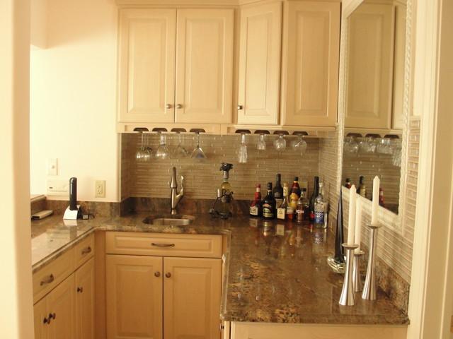 Avalon Kitchen & Bar Renovation traditional-kitchen