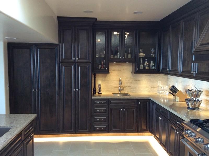 Avalon Kitchen Cabinets - Traditional - Kitchen - Los ...