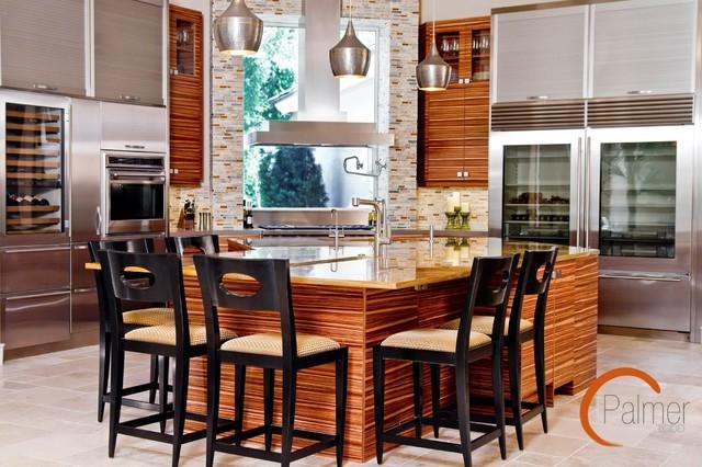 Avant Garde Kitchen contemporary-kitchen