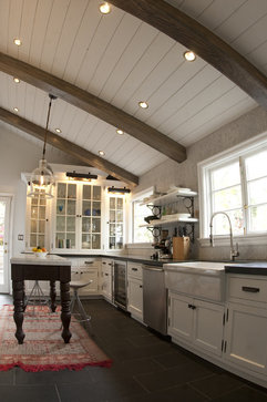 Ideas for vaulted ceilings ceiling systems for Kitchen designs with cathedral ceilings