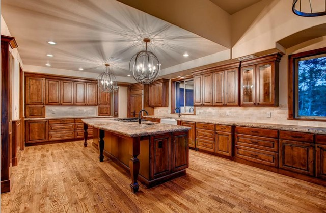 Avendia Del Sol - Traditional - Kitchen - Denver - by BKC ...