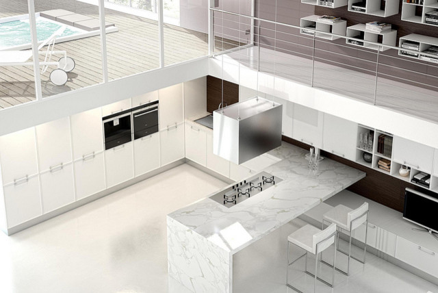 Avenue by Aster Cucine contemporary-kitchen
