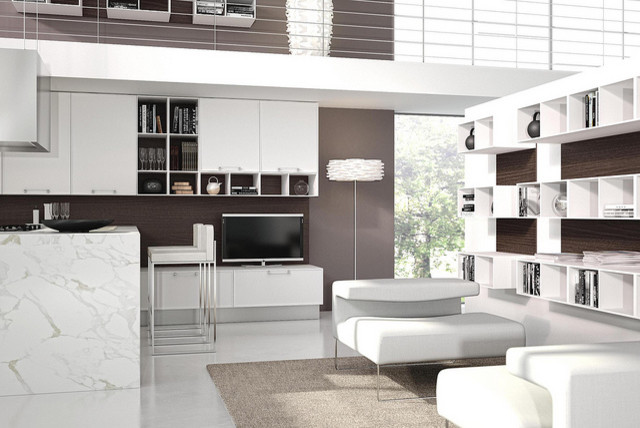 Avenue by aster cucine for Aster cucine kitchen cabinets