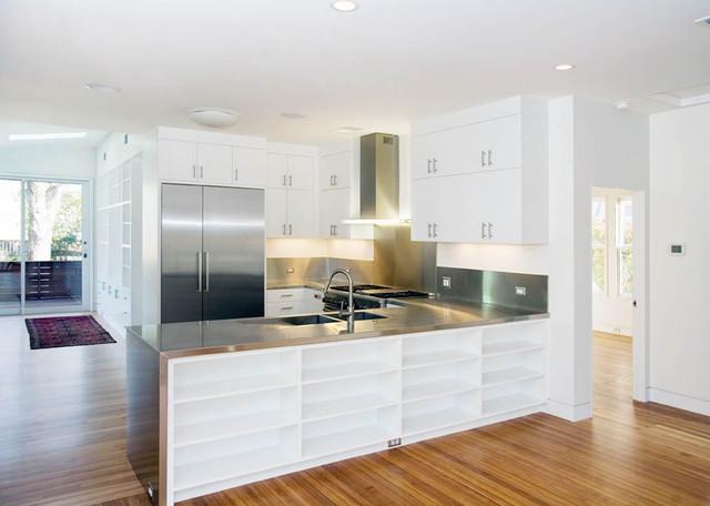 Avenue G Studio & Renovation modern-kitchen