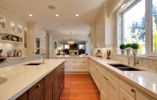 Avenue Project - Traditional - Kitchen - Calgary - by Empire ...