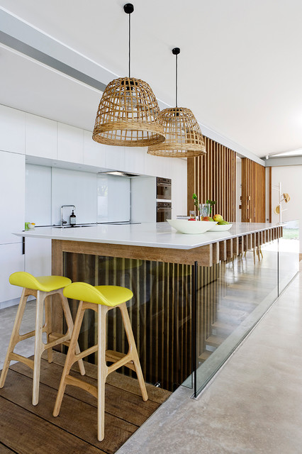 Avoca House Contemporary Kitchen Sydney By Light