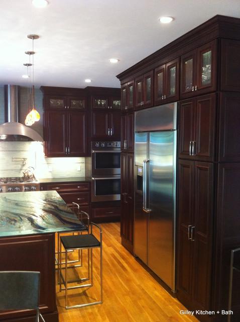 Avon kitchen remodel traditional-kitchen