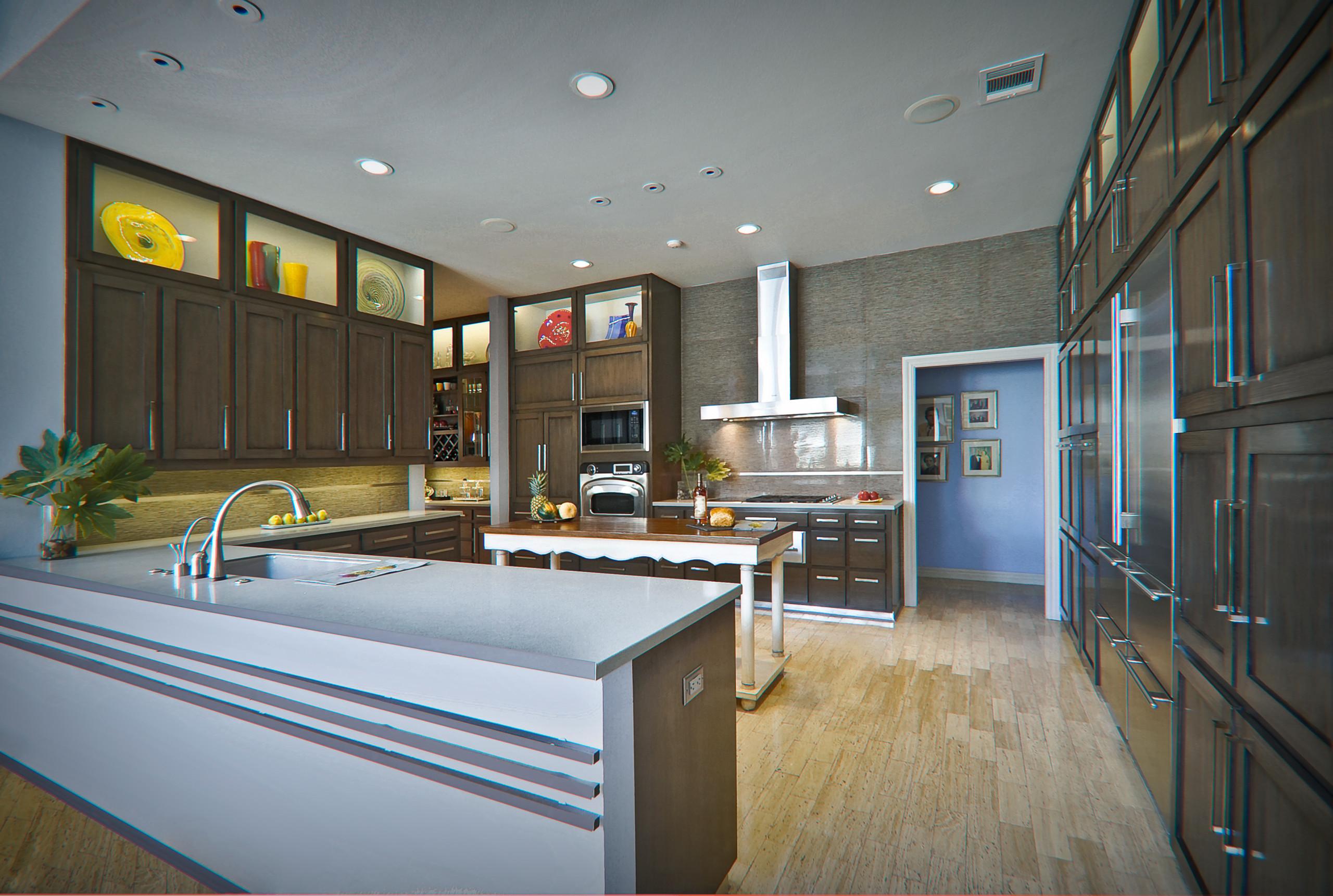 Awaard Winning Contemporary Kitchen Renovation