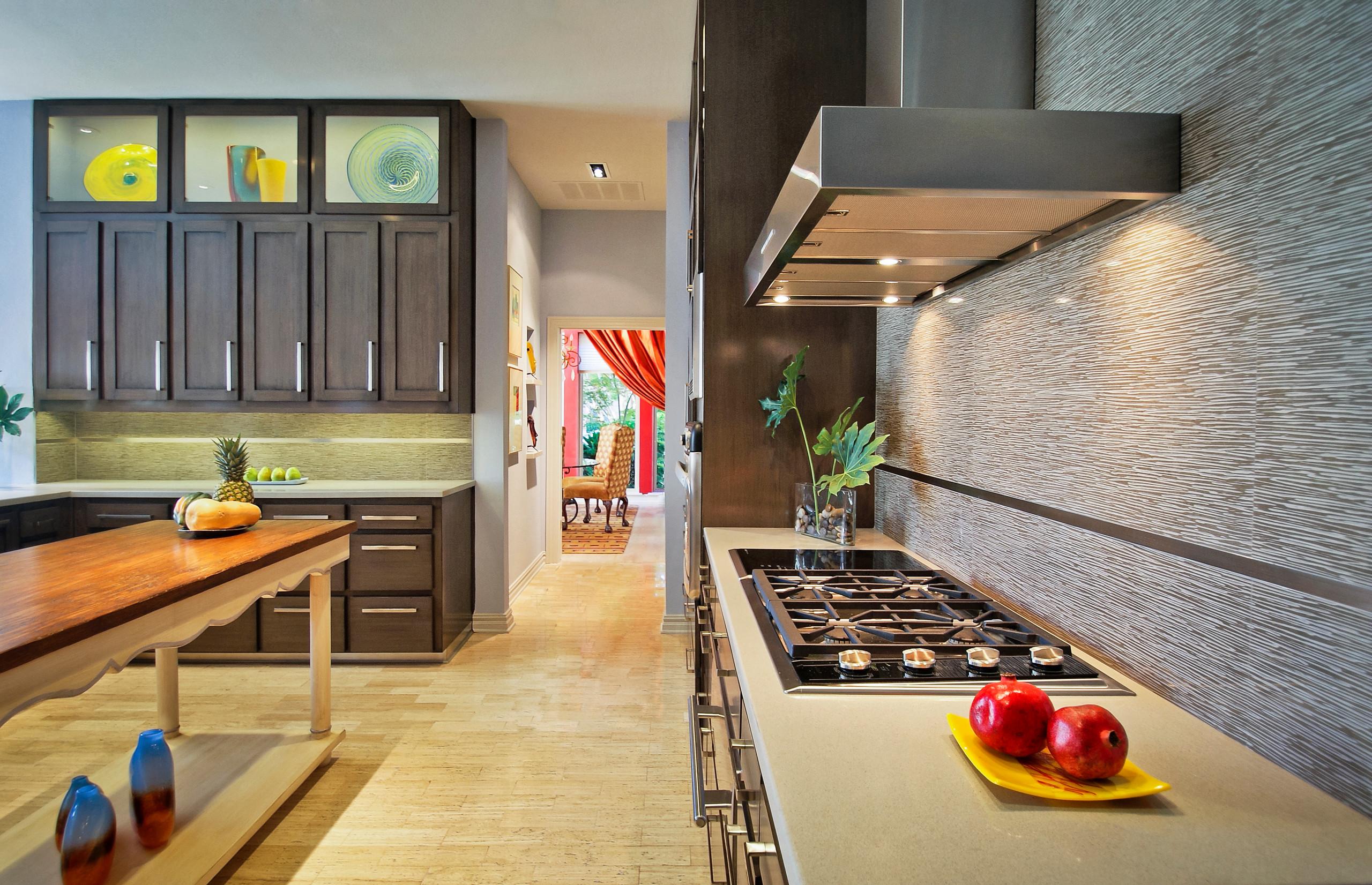 Award Winning Contemporary Kitchen Remodel