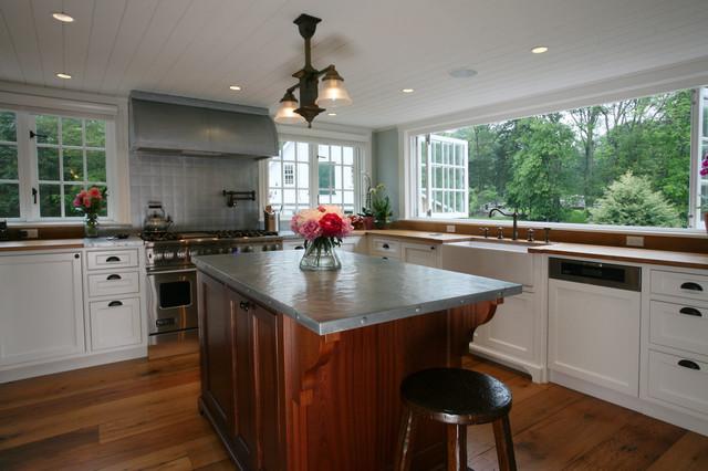 Award winning kitchen farmhouse-kitchen