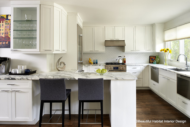 Award Winning Kitchen Design In Boulder Co Modern Kitchen Denver By Beautiful Habitat