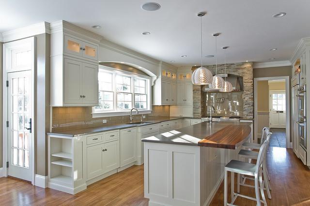 Award winning kitchen in Massachusetts - Farmhouse - Kitchen ...