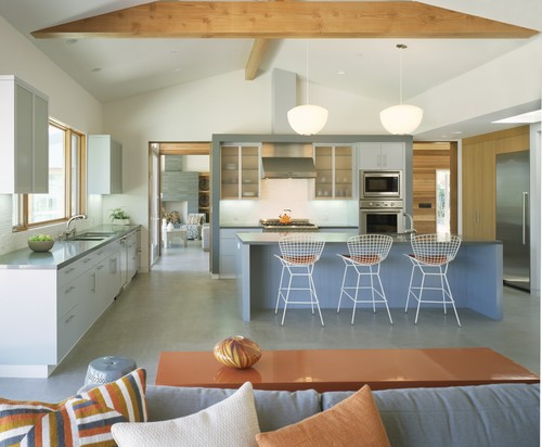 Our Favorite Mid-Century Modern Color Palettes | Schlage