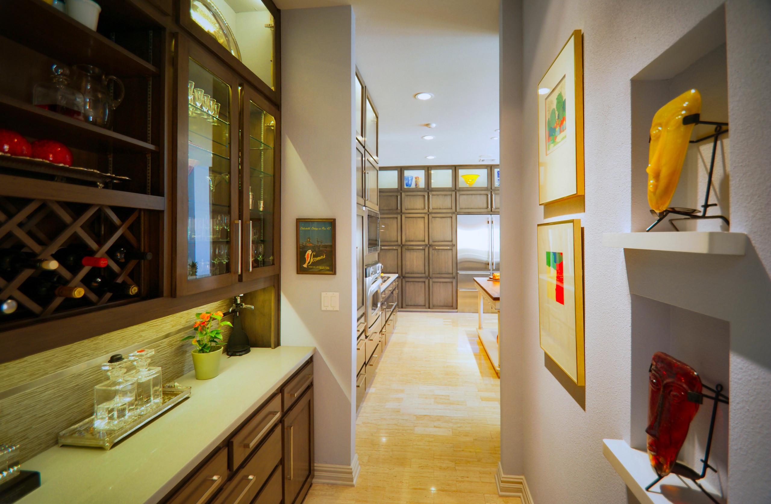 Award Winning Modern Kitchen  Renovation