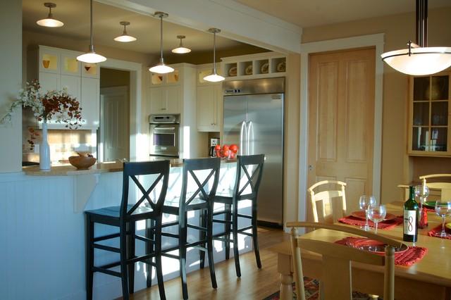 Award Winning Parade Home transitional-kitchen