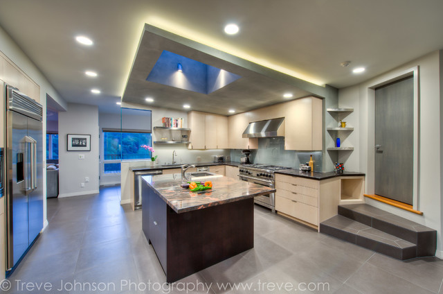 Award Winning Projects - 2012 REMMIES contemporary-kitchen