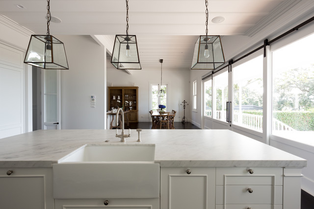 Award Winning Traditional Kitchen Auckland By Shannon Pepper Design