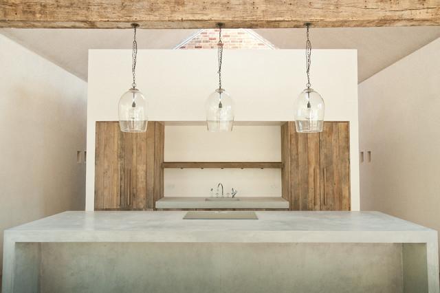 Aylesbury rustikal küche sonstige von decor tadelakt