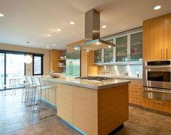 AZ House contemporary-kitchen