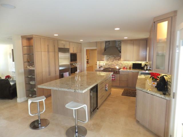 Azbell contemporary-kitchen