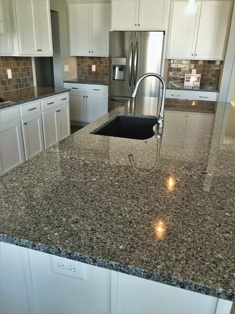 Azul Platino Granite Kitchen Other