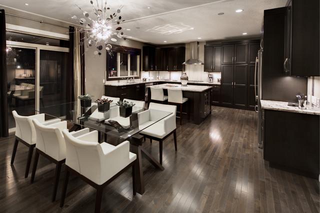Azure contemporary-kitchen