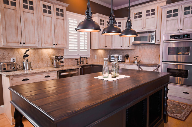 B Home Traditional Kitchen Atlanta By Studio Design Elements