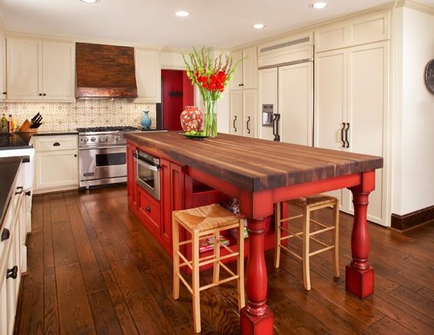 Baby Boomer Kitchen Makeover traditional-kitchen