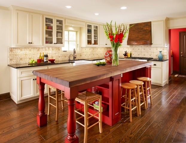 baby boomer kitchen makeover - traditional - kitchen - dallas -
