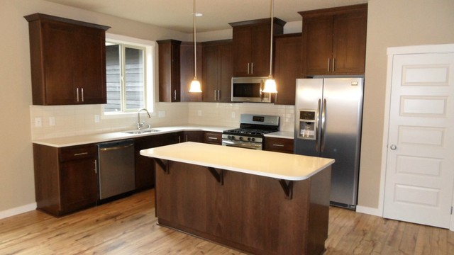 Bacall Street Home traditional-kitchen