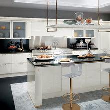 Baccarat Kitchen - Scavolini