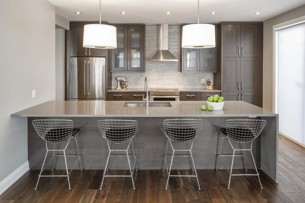 Bachelor's Dream Bath & Kitchen - Astro Design - Ottawa ...