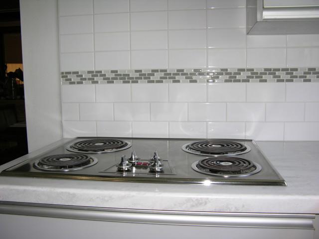 backsplash contemporary kitchen toronto by caledon