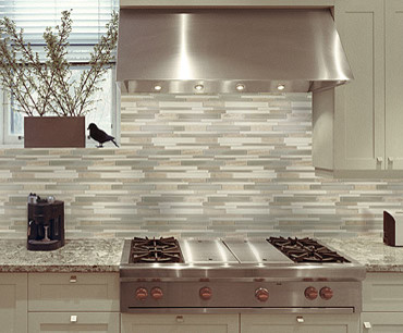 Backsplash collections by keramin tiles http www Contemporary kitchen tiles ideas